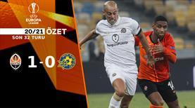 ÖZET | Shakhtar Donetsk 1-0 Maccabi Tel Aviv