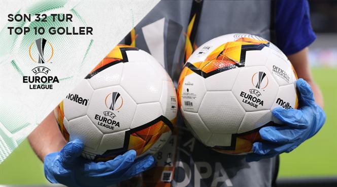 İZLE | Son 32 turuna damga vuran en güzel 10 gol