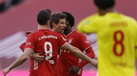 Bayern'den beşi bir yerde