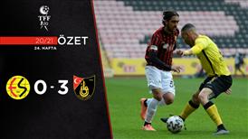 ÖZET | Eskişehirspor 0-3 İstanbulspor