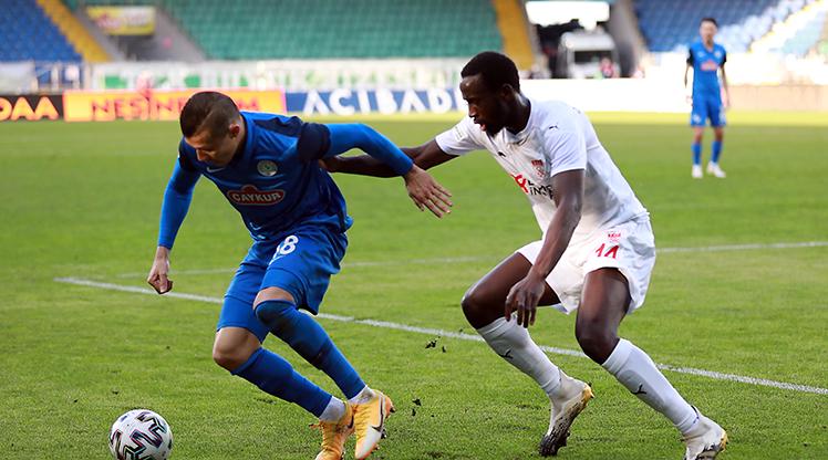 Sivasspor 4 maçtır kaybetmiyor