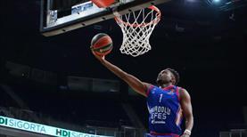 Anadolu Efes'in konuğu Valencia Basket