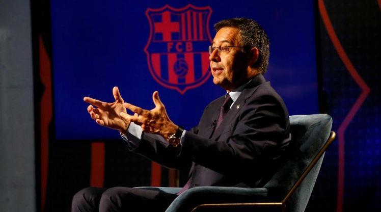 Barcelona'nın eski başkanı Bartomeu tutuklandı
