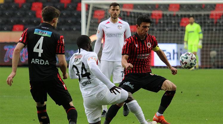 Gaziantep FK - Gençlerbirliği maçının ardından