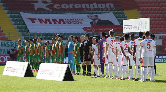 A. Alanyaspor - Göztepe maçının ardından