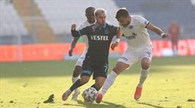 Kasımpaşa-Trabzonspor maçının notları