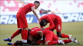 Sivasspor son 5 maçında yenilgi yüzü görmedi