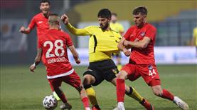 İstanbulspor - Keçiörengücü maçının ardından