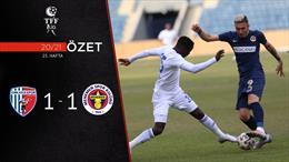 ÖZET   Ankaraspor 1-1 Menemenspor