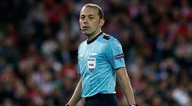 Cüneyt Çakır, Dortmund-Sevilla maçını yönetecek