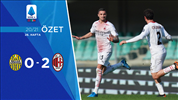 ÖZET | Hellas Verona 0-2 Milan