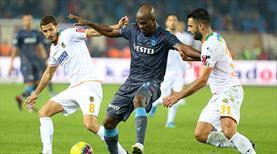 Trabzonspor'un konuğu Aytemiz Alanyaspor