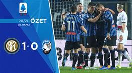 ÖZET   Inter 1-0 Atalanta
