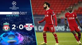 ÖZET   Liverpool 2-0 Leipzig