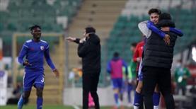 Bursaspor-Ankaraspor maçının ardından