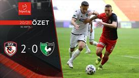 ÖZET   Gaziantep FK 2-0 Y. Denizlispor