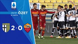 ÖZET   Parma 2-0 Roma