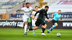 Kasımpaşa - İH Konyaspor maçının ardından