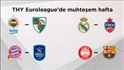 THY Euroleague'de heyecan dolu maçlar