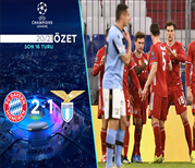 ÖZET   Bayern Münih 2-1 Lazio