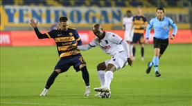 Trabzonspor ile MKE Ankaragücü 74. randevuda