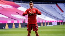 Lewandowski şov yaptı, Bayern Münih kazandı