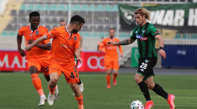 Y. Denizlispor-M. Başakşehir maçının ardından