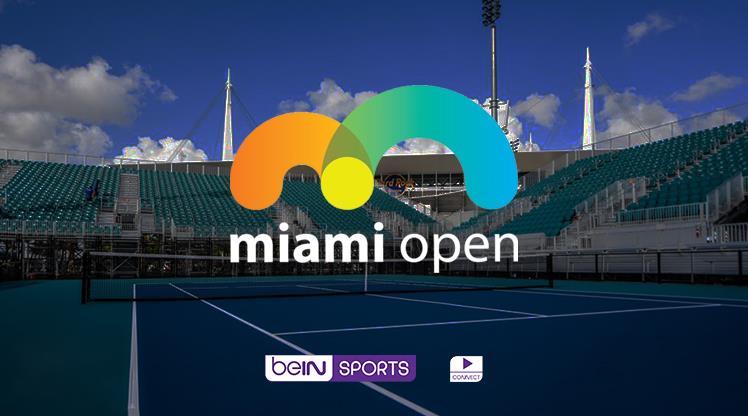 Miami Açık heyecanı beIN SPORTS'ta!