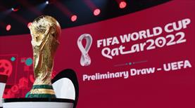 2022 Dünya Kupası'nda Avrupa Elemeleri başlıyor