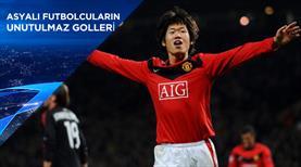 İZLE | Asyalı futbolcuların unutulmaz golleri
