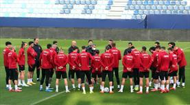 A Milli Takım, Norveç maçına hazır