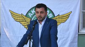 Akhisarspor'da yeni başkan Evren Özbey