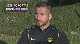 """Galatasaray'da forma giydiğim için gururluyum"""
