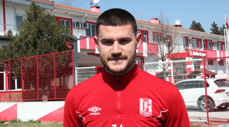 """""""Bandırmaspor'a karşı gol atmak istiyorum"""""""