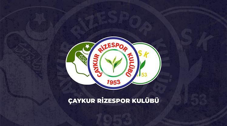 Çaykur Rizespor'da bir futbolcu koronavirüs