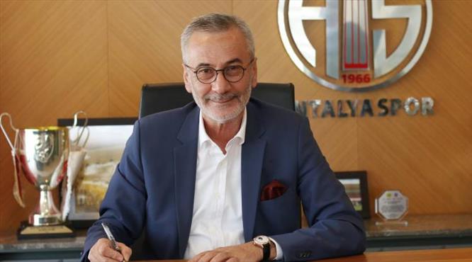 Antalyaspor'un hedefi Türkiye Kupası