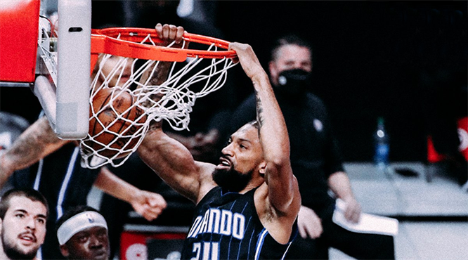 LA Clippers'a Orlando Magic freni