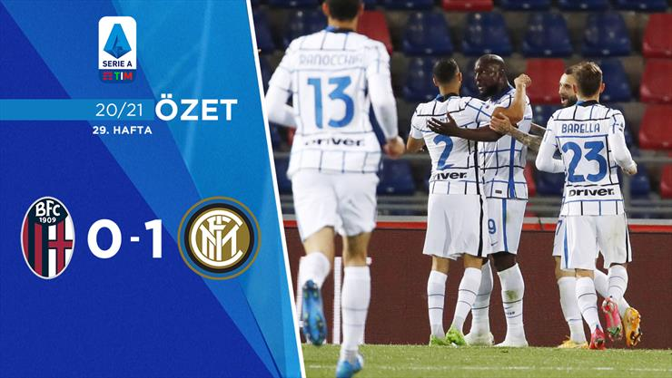 ÖZET | Bologna 0-1 Inter
