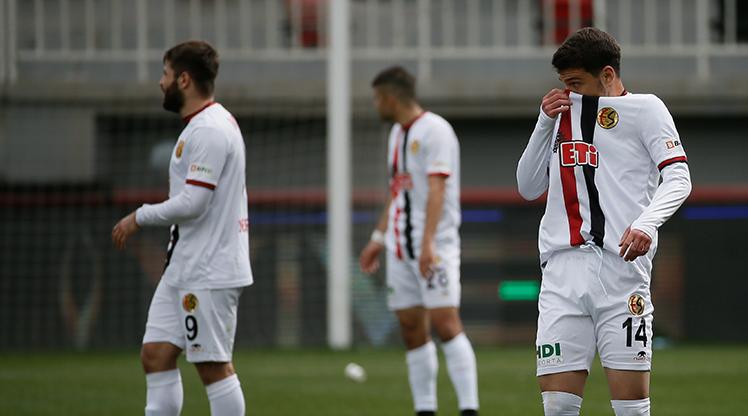 Eskişehirspor'dan TFF 1. Lig'e veda