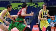 Fenerbahçe Beko'dan 58 sayı fark