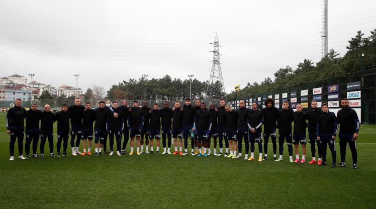Fenerbahçe, Denizlispor maçına hazır