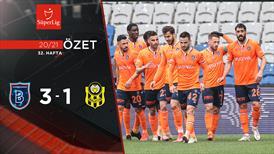 ÖZET | M. Başakşehir 3-1 Y. Malatyaspor