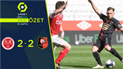 ÖZET   Reims 2-2 Rennes