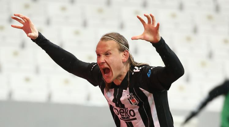 Domagoj Vida 100. Süper Lig maçına çıkacak