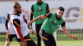 Galatasaray'da Fatih Karagümrük mesaisi