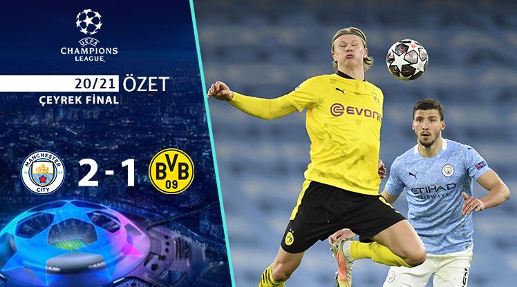HASIL Babak I Manchester City vs Dortmund Liga Champions ...  |Man City-dortmund
