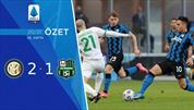 ÖZET | Inter 2-1 Sassuolo