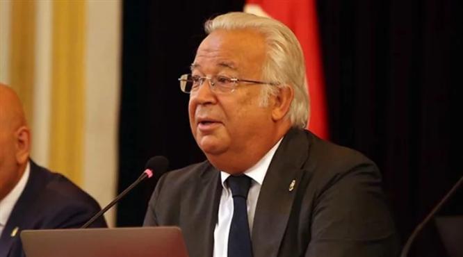 Galatasaray'da Eşref Hamamcıoğlu başkanlığa aday oldu