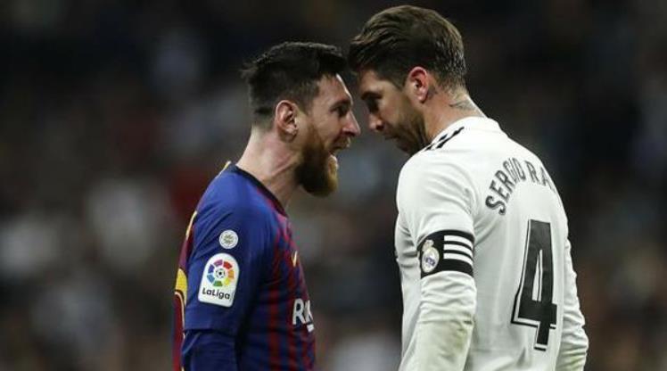Ramos: Messi'ye karşı acı çektik