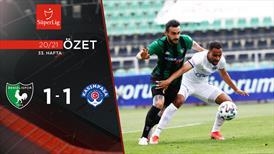 ÖZET | Y. Denizlispor 1-1 Kasımpaşa
